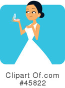 Wedding Clipart #45822 by Monica