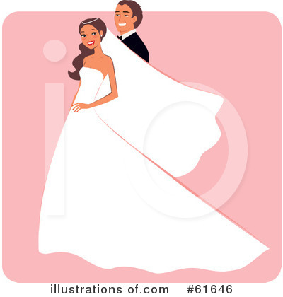 Wedding Clipart #61646 by Monica