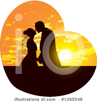 Sunset Clipart #1265548 by Lal Perera