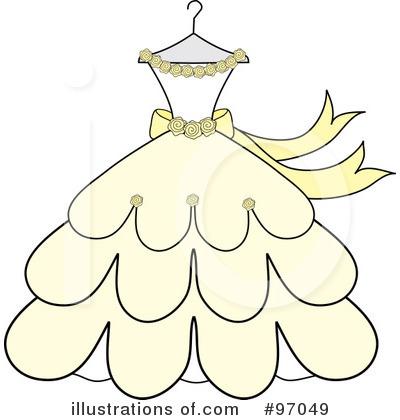 Bridesmaid Dress Clip Art