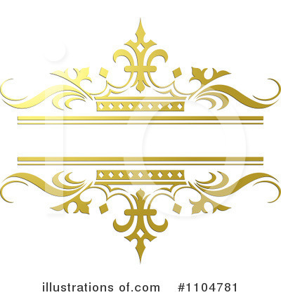 Wedding Frame Clipart #1104781 by Lal Perera
