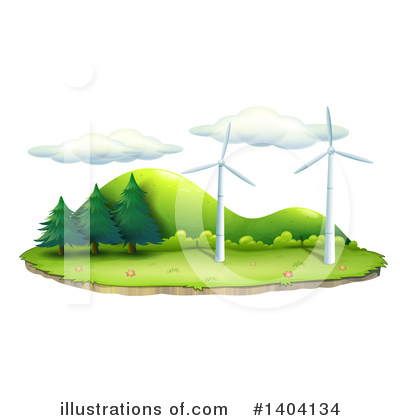 Green Energy Clipart #1404134 by Graphics RF