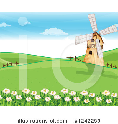 Green Energy Clipart #1242259 by Graphics RF