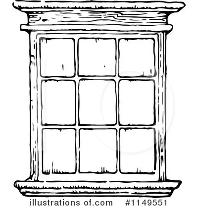 Window Clipart 1149551 Illustration By Prawny Vintage