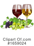 Wine Clipart #1659024 by Morphart Creations