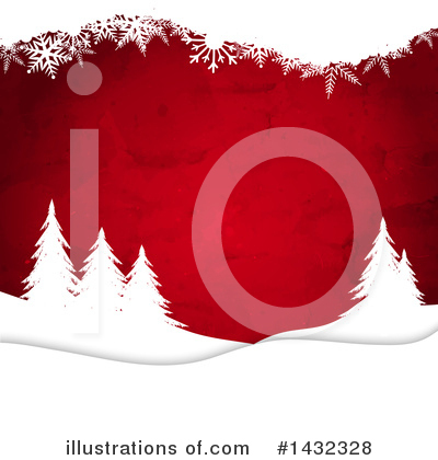 Winter Clipart #1432328 by KJ Pargeter