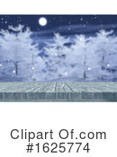 Winter Clipart #1625774 by KJ Pargeter