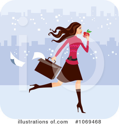 Businesswomen Clipart #1069468 by Monica