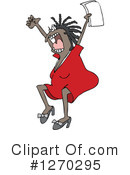 Woman Clipart #1270295 by djart