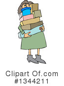 Woman Clipart #1344211 by djart