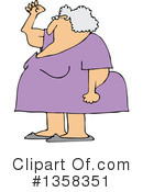 Woman Clipart #1358351 by djart