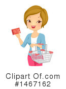 Woman Clipart #1467162 by BNP Design Studio