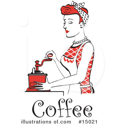 Coffee Clipart #15021 by Andy Nortnik