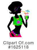 Woman Clipart #1625118 by BNP Design Studio