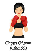 Woman Clipart #1695560 by BNP Design Studio