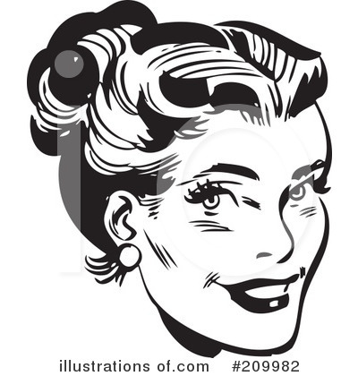Woman Clipart #209982 by BestVector