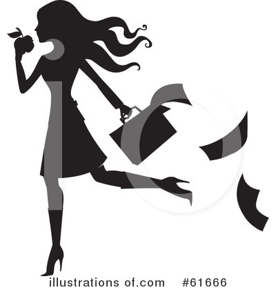 Businesswomen Clipart #61666 by Monica