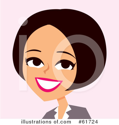 Businesswomen Clipart #61724 by Monica