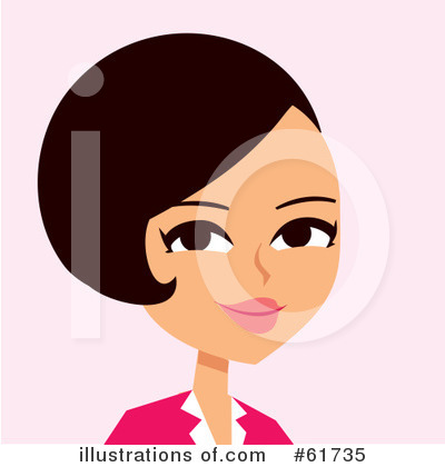 Businesswomen Clipart #61735 by Monica