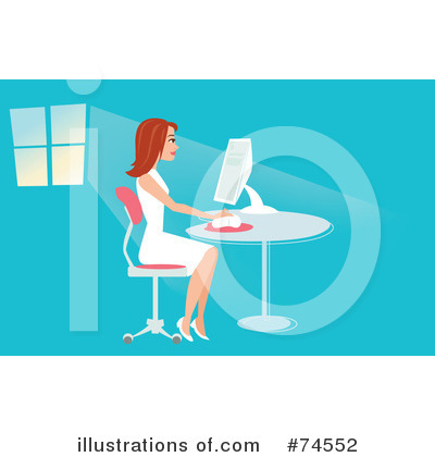 Businesswomen Clipart #74552 by Monica