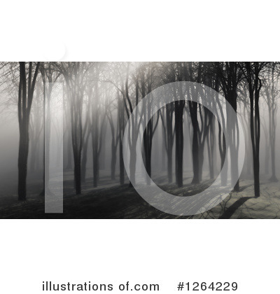 Trees Clipart #1264229 by KJ Pargeter