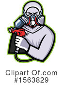 Worker Clipart #1563829 by patrimonio