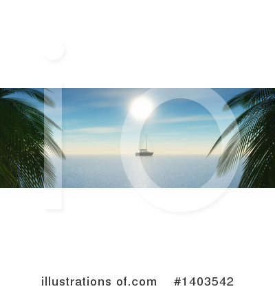 Bay Clipart #1403542 by KJ Pargeter